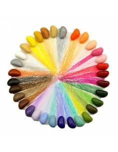 Crayon rocks - 32 uds