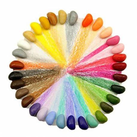 Crayon rocks - Pinturas 16 uds