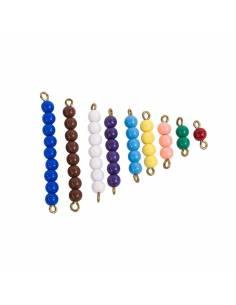 Escalera de perlas 1-9