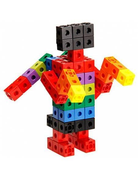Cubos Mathlink 1 cm  Regletas