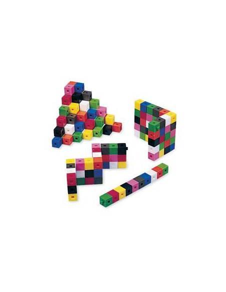 Policubos Mathlink 1 cm  Geometría
