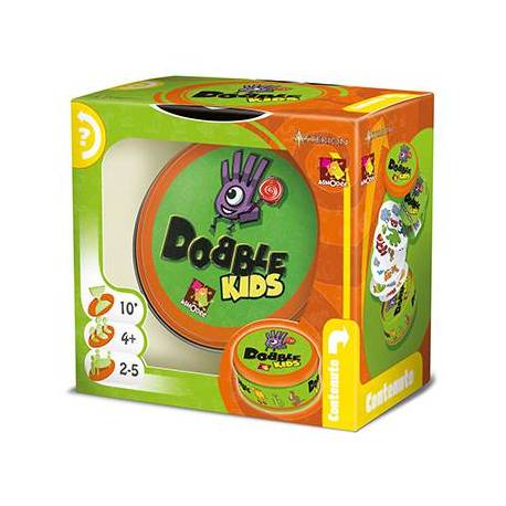 Dobble Kids  Juegos de mesa
