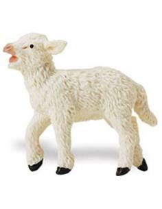Blokendes lamm