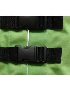 Bastidor de cinturón (mochila)