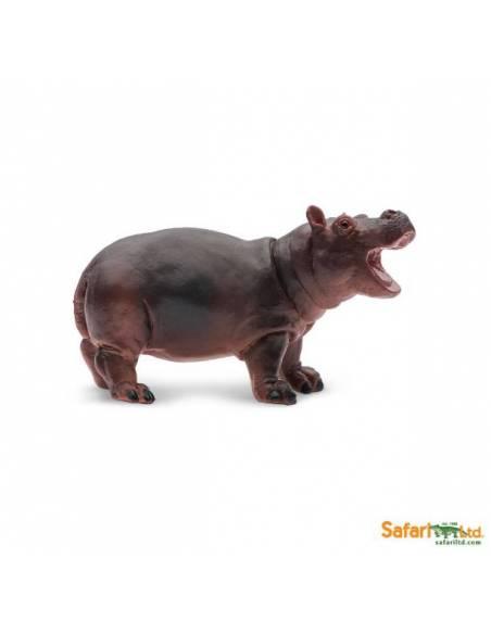 Cría hipopótamo  Animales Grandes