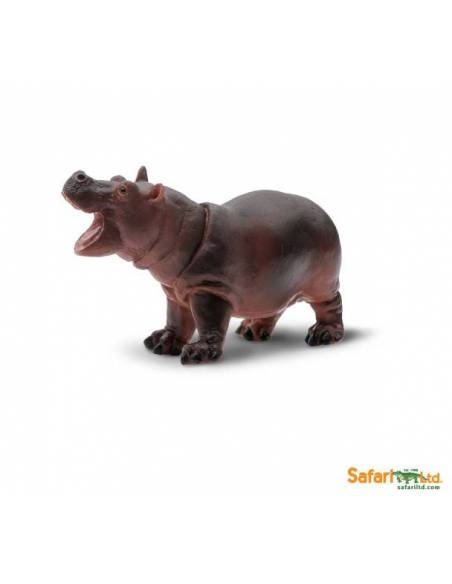 Cría hipopótamo