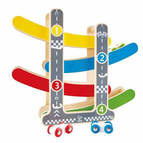 Circuito Coche de Carreras  De 1 a 3 años