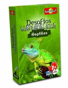 Bioviva - Cartas reptiles