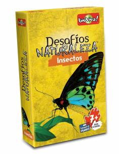 Bioviva - Cartas insectos