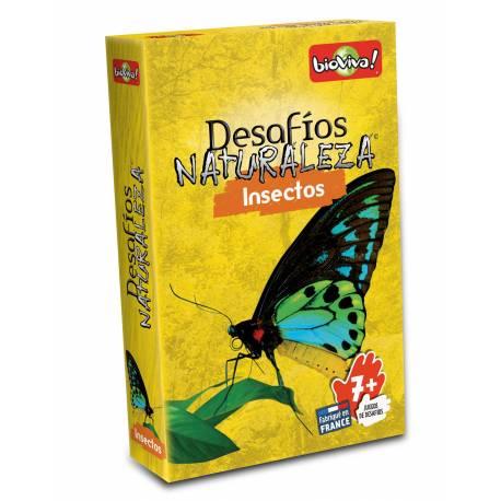 Bioviva - Cartas animales insectos