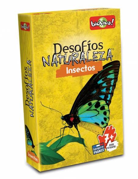Bioviva - Cartas insectos  Cartas Bioviva