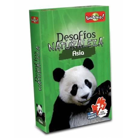 Bioviva - Cartas animales asia