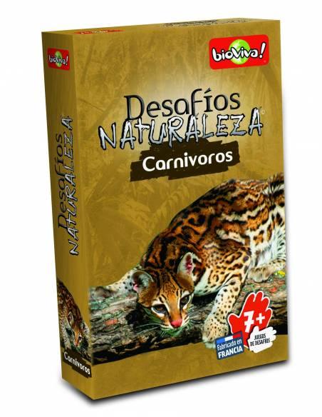 Bioviva- cartas de carnívoros  Cartas Bioviva