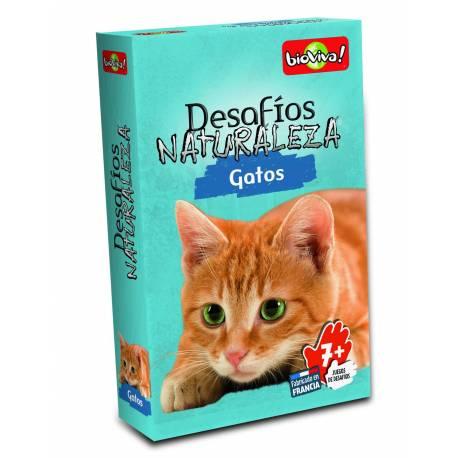 Bioviva- Cartas de gatos