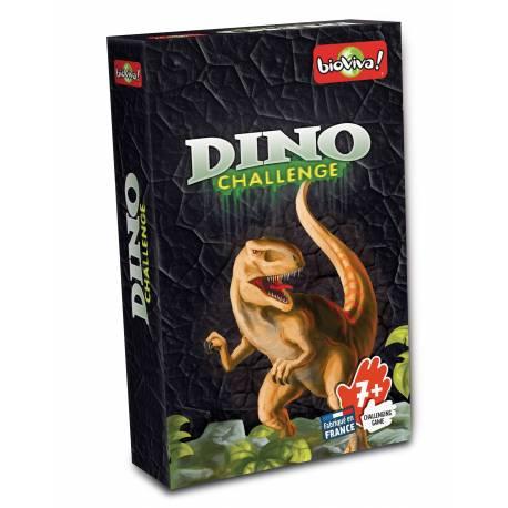 Bioviva -Cartas Dinosaurios - Negra  Cartas Bioviva