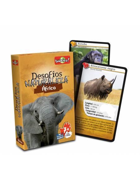 Bioviva- Cartas de África  Cartas Bioviva
