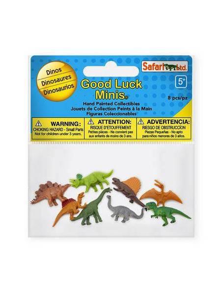 Minis Dinosaurios  Good Luck Minis