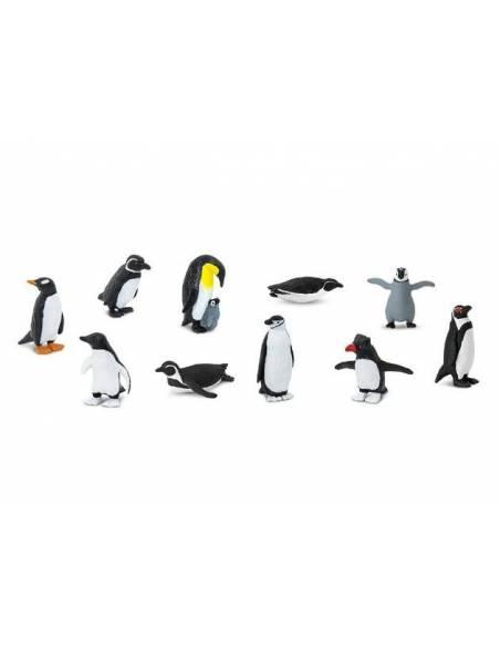 Pingüinos  Toobs Animales
