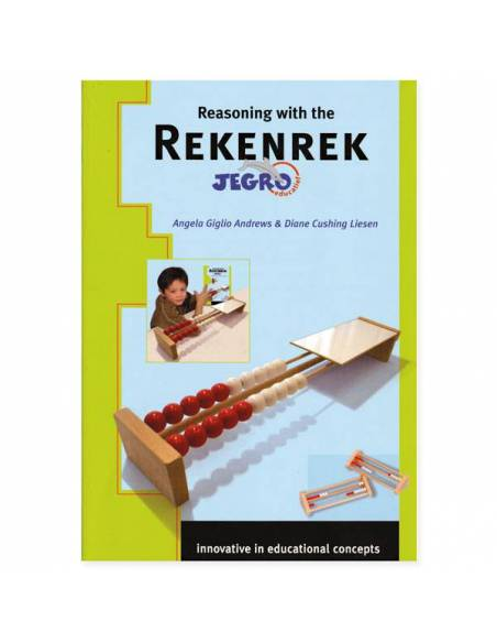 Reasoning with the Rekenrek  Libros