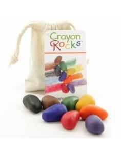 Crayon rocks - Pinturas 8 uds