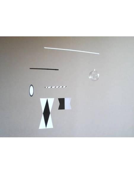 Móvil bebé DIY - Munari  Material Montessori