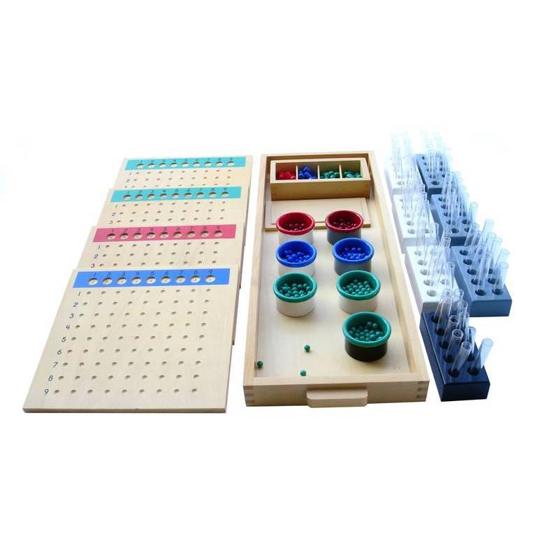 Juegos de Matemáticas para Primaria - Montessori para todos