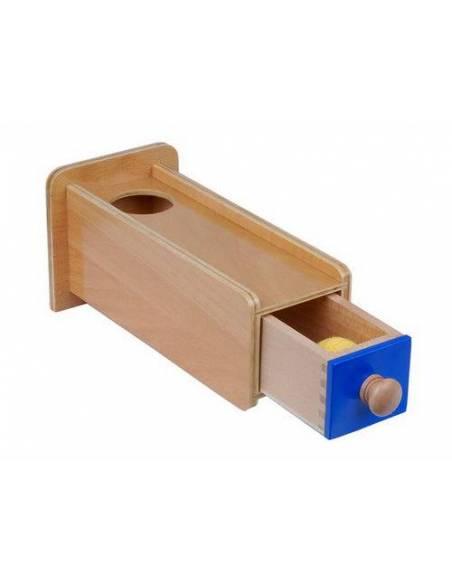 Caja de Permanencia - Cajón largo  Infantil