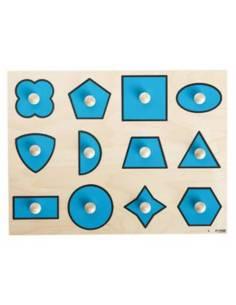 Puzzle 12 Formas Geométricas