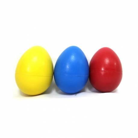 Pack de 2 Maracas huevo