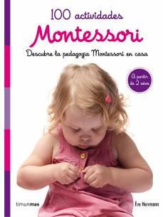 100 Actividades Montessori a partir de 2 años