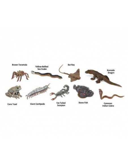 Criaturas venenosas  Toobs Animales