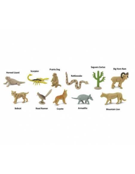 Desierto  Toobs Animales