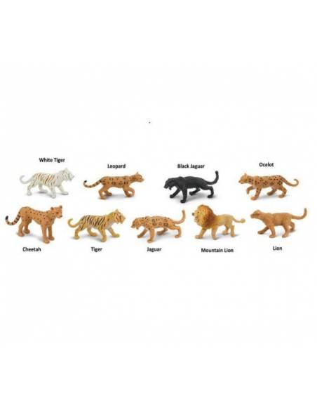 Grandes felinos  Ciencia y medio ambiente