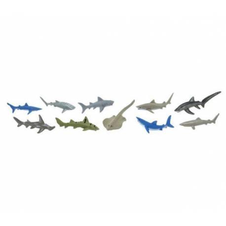 Tiburones  Toobs Animales