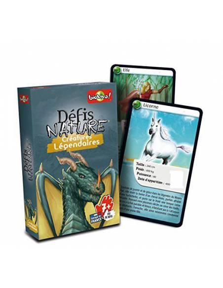 Bioviva- Cartas de Criaturas Legendarias
