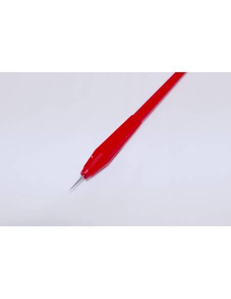 Set de 10 punzones rojos  Destrezas y habilidades
