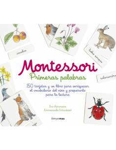 Montessori: Primeras palabras