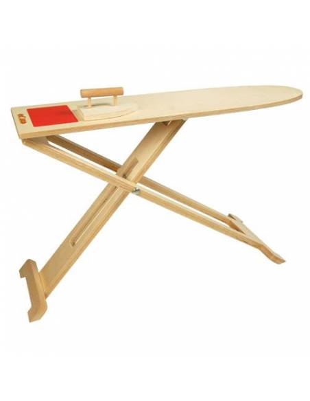 Toy Ironing Board, Wood