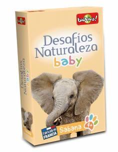 Bioviva - Cartas animales Sabana Bebés