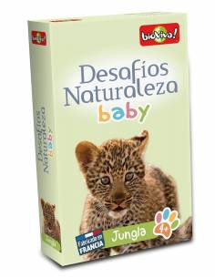Bioviva - Cartas animales Jungla Bebés
