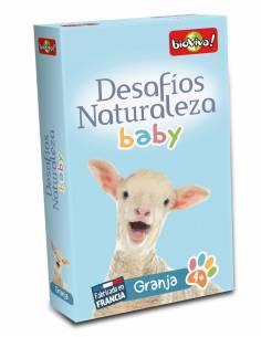 Bioviva - Cartas animales Granja Bebés