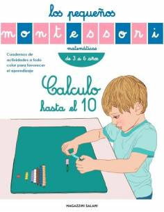 Pequeños Montessori - Cálculo hasta el 10