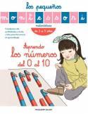 Pequeños Montessori - Aprendo los números del 0 al 10
