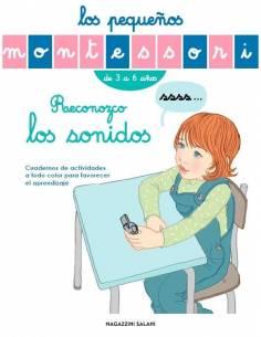 Pequeños Montessori - Reconozco los sonidos
