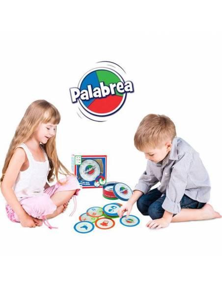 Palabrea, juego de cartas  Juegos de mesa