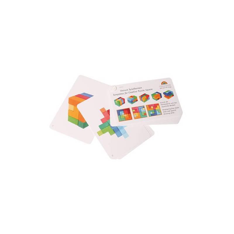 Puzzles y Juguetes de Construcción - Montessori para todos