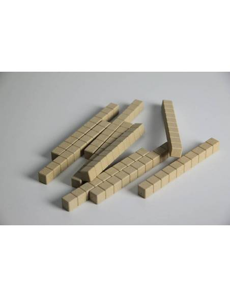 Base 10 Sistema decimal Re-wood *  Base 10