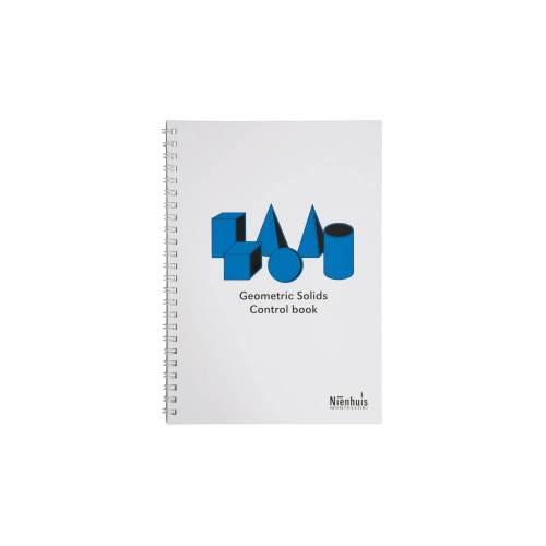 Geometric Solids Control Book  Geometría y Álgebra