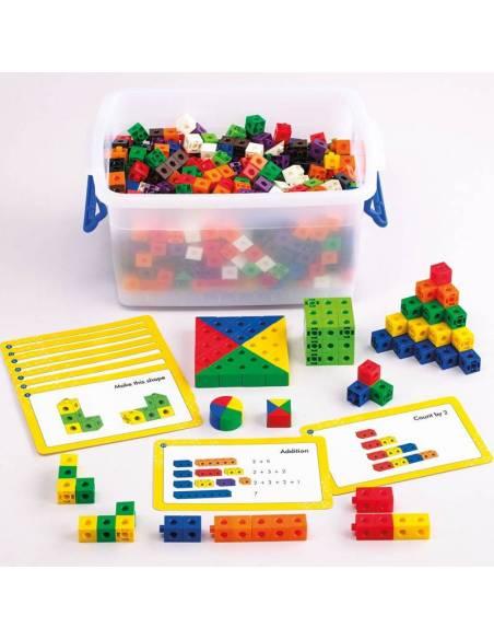 Cubos encajables Multilink