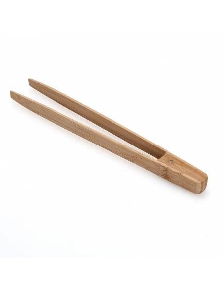 pinzas de shushi de madera